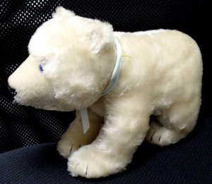 STEIFF Polar Bear 1950*