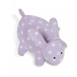 NABCO Squeaky Clean™ Purple Dot Bunny