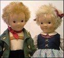 STEIFF & RJW Kinder Sophia & Lukas