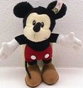 STEIFF Disney Mickey Ornament