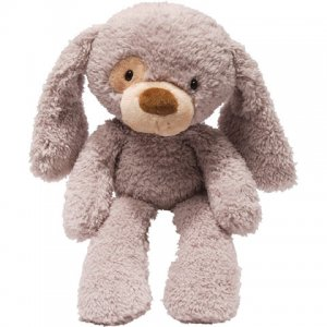 GUND Fuzzy™ Grey Dog