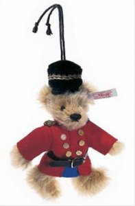 STEIFF Ornament Nutcracker 2004
