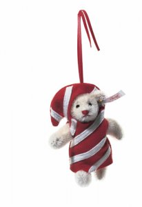STEIFF Ornament Candy Cane 2004*