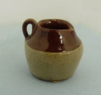 Mini Brown Pot