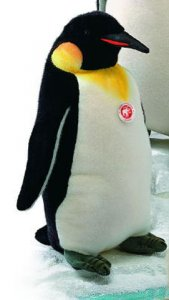 STEIFF Studio King Penguin