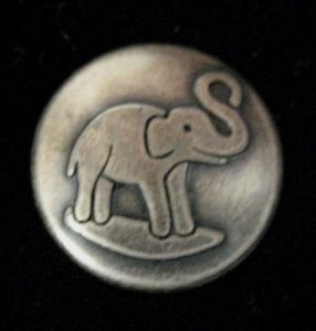 STEIFF Pin Elephant