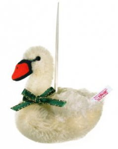 STEIFF Ornament Swan 2006