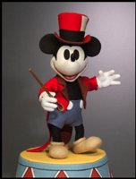 R. John Wright Circus Mickey Mouse