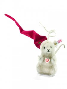 STEIFF Ornament Mouse