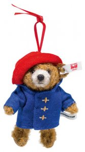 STEIFF Paddington Ornament