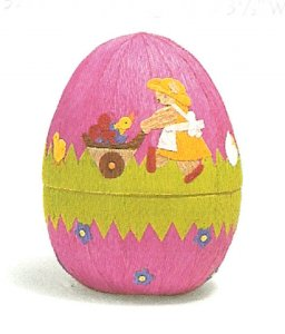 NABCO Spring Chickens Paper Egg*