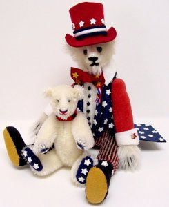 Martin Uncle Sam & Bear*