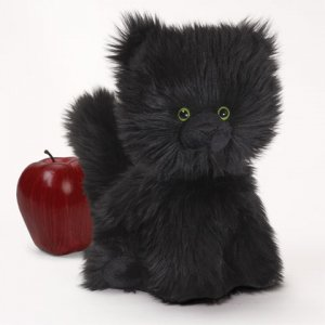 GUND Black Cat Eve