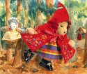 Couture Red Riding Hood