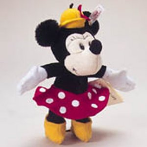 STEIFF Diseny Minnie Mouse Ornament