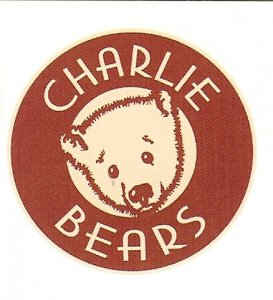 CHARLIE Logo Decal
