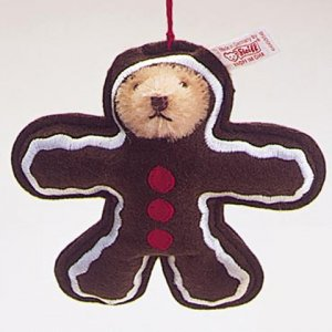 STEIFF Ornament Gingerbread 2000*