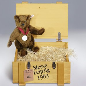 STEIFF CLUB Leipzig Bear 2003*