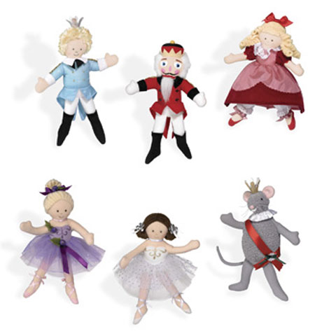 Nutcracker Suite Dolls