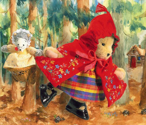 Couture Red Riding Hood - Click Image to Close