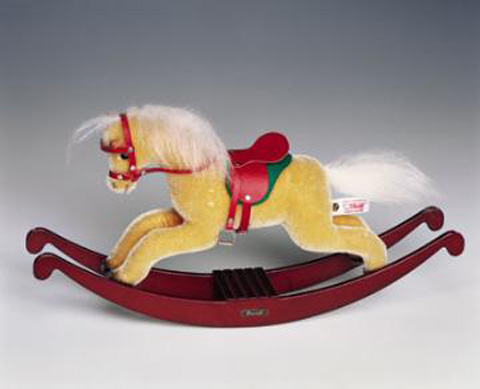 STEIFF Rocking Horse 2003 - Click Image to Close