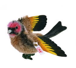 STEIFF Ornament Finch 2006