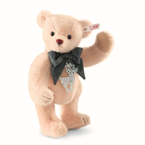 STEIFF Rudy Teddy Bear - Click Image to Close